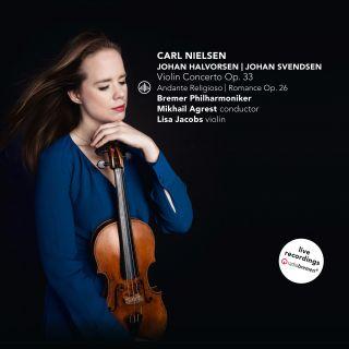 Violin Concerto Op. 33 / Andante Religioso / Romance Op. 26