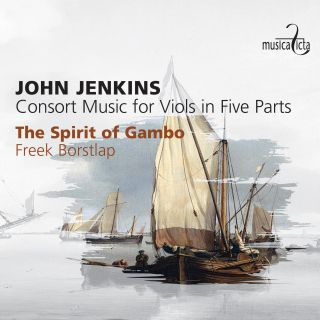 Consort Music for Viols in Five Parts