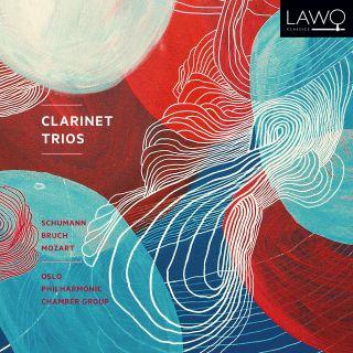Clarinet Trios: Schumann/Bruch/Mozart