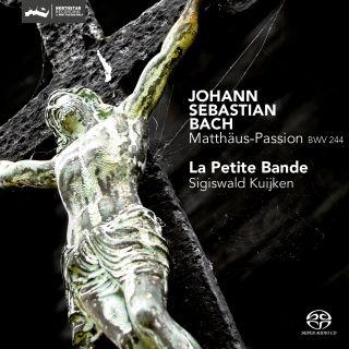 Matthäus-Passion - BWV 244 (reissue)