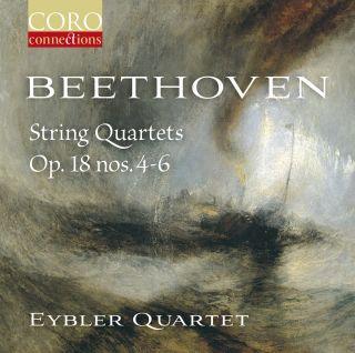 Beethoven String Quartets Op. 18 nos. 4-6