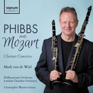 Phibbs and Mozart: Clarinet Concertos