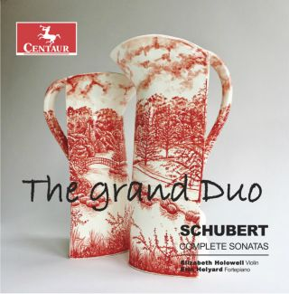 The Grand Duo: Schubert Complete Sonatas