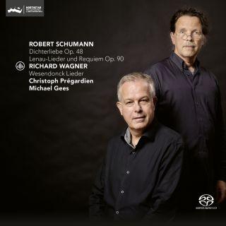 Dichterliebe Op. 48 / Lenau-Lieder und Requiem Op. 90 / Wesendonck Lieder
