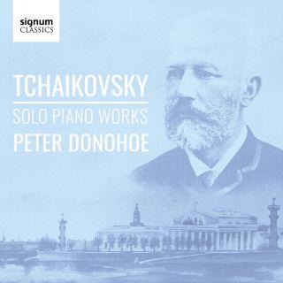 Tchaikovsky Solo Piano Works
