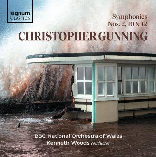 Christopher Gunning - Symphonies Nos 2, 10 & 12