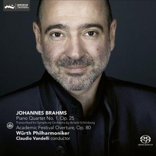 Piano Quartet No. 1, Op. 25 / Academic Festival Overture, Op. 80