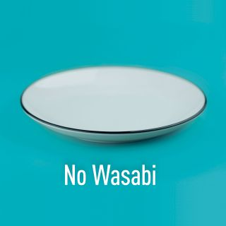 No Wasabi