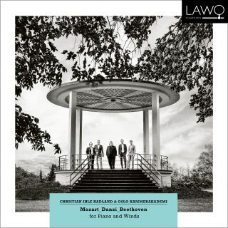Mozart/Danzi/Beethoven for Piano and Winds