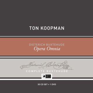 Opera Omnia - Buxtehude Collector