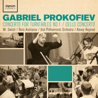Gabriel Prokofiev - Concerto for Turntables No. 1 - Cello Concerto