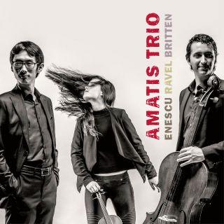 Enescu & Britten & Ravel