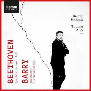 Gerald Barry Piano Concerto and