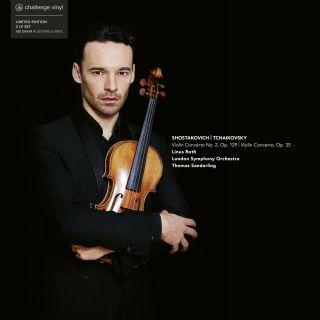 Violin Concertos (vinyl)