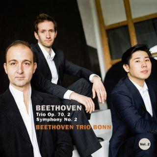 Beethoven, Piano Trio Op. 70 No. 2  & Symphony No. 2