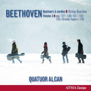 String Quartets, Vol. 3. Op. 127, 131, 130, 133 Grosse Fugue, 132, 135