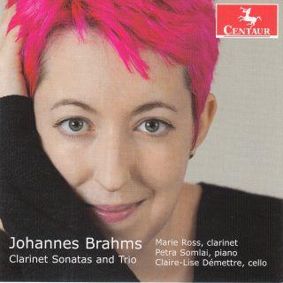 Clarinet Sonatas and Trio