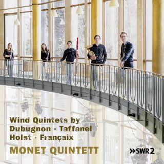 Wind Quintets by Dubugnon & Taffanel & Holst & Françaix