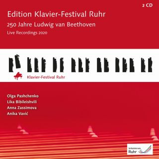 Edition Klavier-Festival Ruhr Vol. 39, 250 Years Ludwig van Beethoven