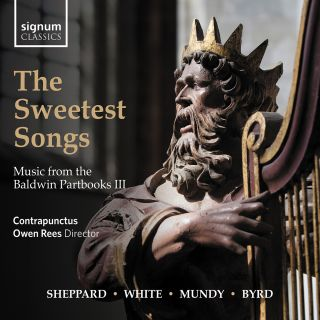 The Sweetest Songs: Music from the Baldwin Partbooks III