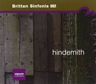 Hindemith:by the Britten Sinfonia 2