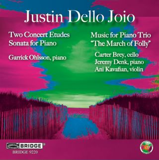 Two Concert Etudes/March of Folly/Sonata for Piano