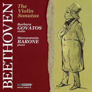 The Violin Sonatas (Beethoven)