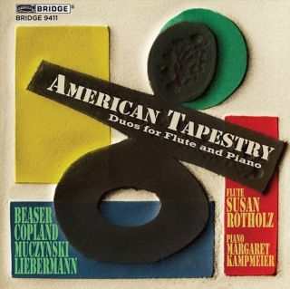 American Tapestry: Duos for Flute & Piano