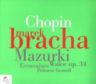 Mazurik / Walce op.34 / Ecossaises