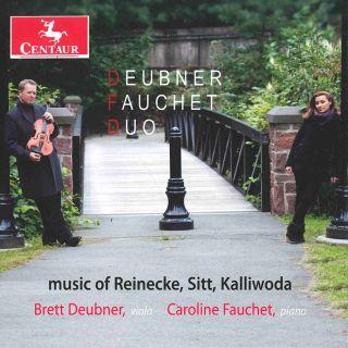 Music of Reinecke, Sitt, Kalliwoda