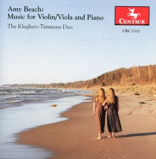 Music for Violin/Viola and Piano