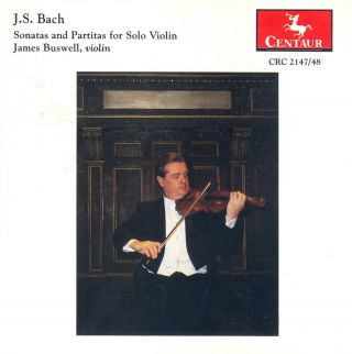 Complete Sonatas and Partitas for Solo Violin