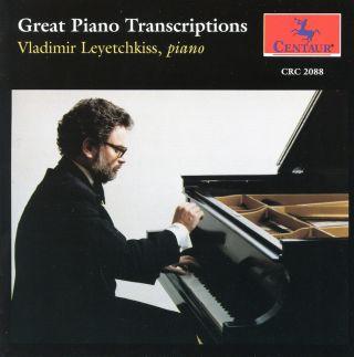 Great Piano Transcriptions
