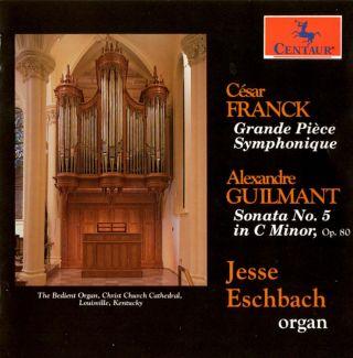 Grand Piece Symphonique/Sonata No. 5