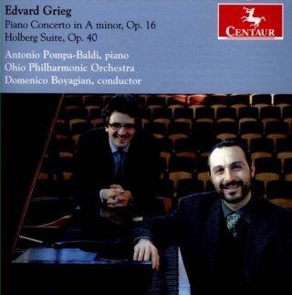 Piano Concerto Op. 16 - Holberg Suite, Op. 40