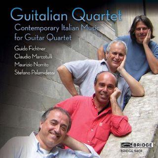 Contemporary Italian Music for Guitar