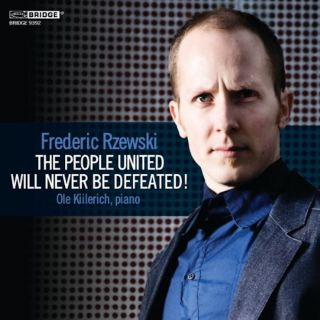 The people united will never be defeted