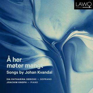 Å her møter mangt - Songs by Johan Kvandal