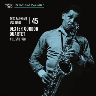 Swiss Radio Days Jazz Series Vol. 45 / Dexter Gordon Quartet, Willisau 1978