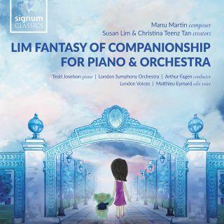 Lim Fantasy of Companionship for Piano & Orchestra