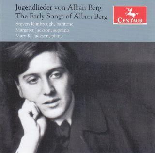 Jugendlieder von Alban Berg