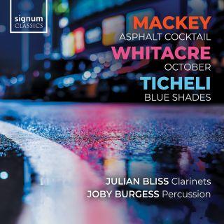 Mackey: Asphalt Cocktail – Whitacre: October – Ticheli: Blue Shades