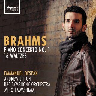 Piano Concerto No. 1, 16 Waltzes