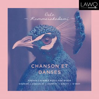 Chanson et danses - French Chamber Music for Winds