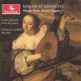 Marais at Midnight