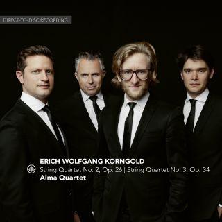String Quartet No. 2, Op. 26 | String Quartet No. 3, Op. 34