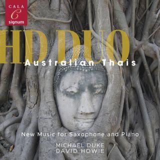 Australian Thais: New Music for Saxophone & Piano