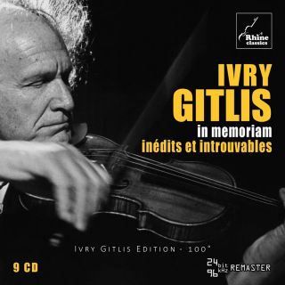 Ivry Gitlis – in memoriam