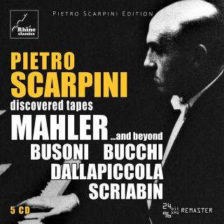 Mahler and beyond (5CD-Box)