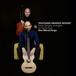 Piano Sonatas Arranged for Guitar Duo